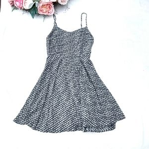 Old Navy Cami Fit and Flare Dress small